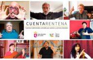 La Diputación se mete en casa de actores y actrices leoneses para contarnos cuentos tradicionales