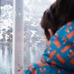 Paseo en barco con niños por los Fiordos Leoneses