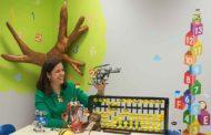 """Sandra Valdueza (Abacus Innova): """"Enseñamos el amor a la ciencia de una manera fácil, divertida y comprensible"""""""