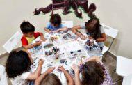 Campamentos de arte y crecimiento, la propuesta de Albororía para los niños este verano