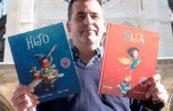 El autor del bestseller 'Hija' que escribe desde León