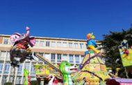 Las atracciones infantiles se quedan hasta después de Carnaval. Consulta aquí los horarios