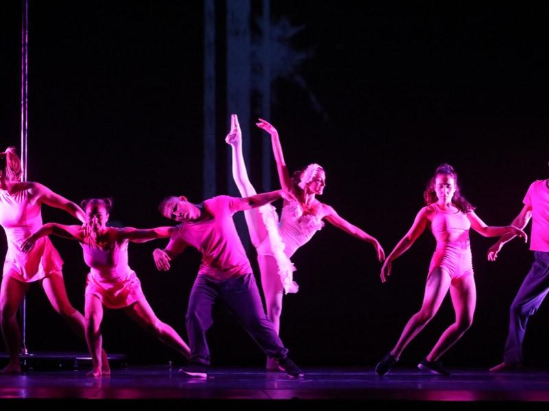 ballet contemporáneo de burgos