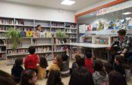 Cuentacuentos en las bibliotecas municipales en enero 2020
