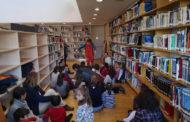 Cuentacuentos para enero de las bibliotecas municipales
