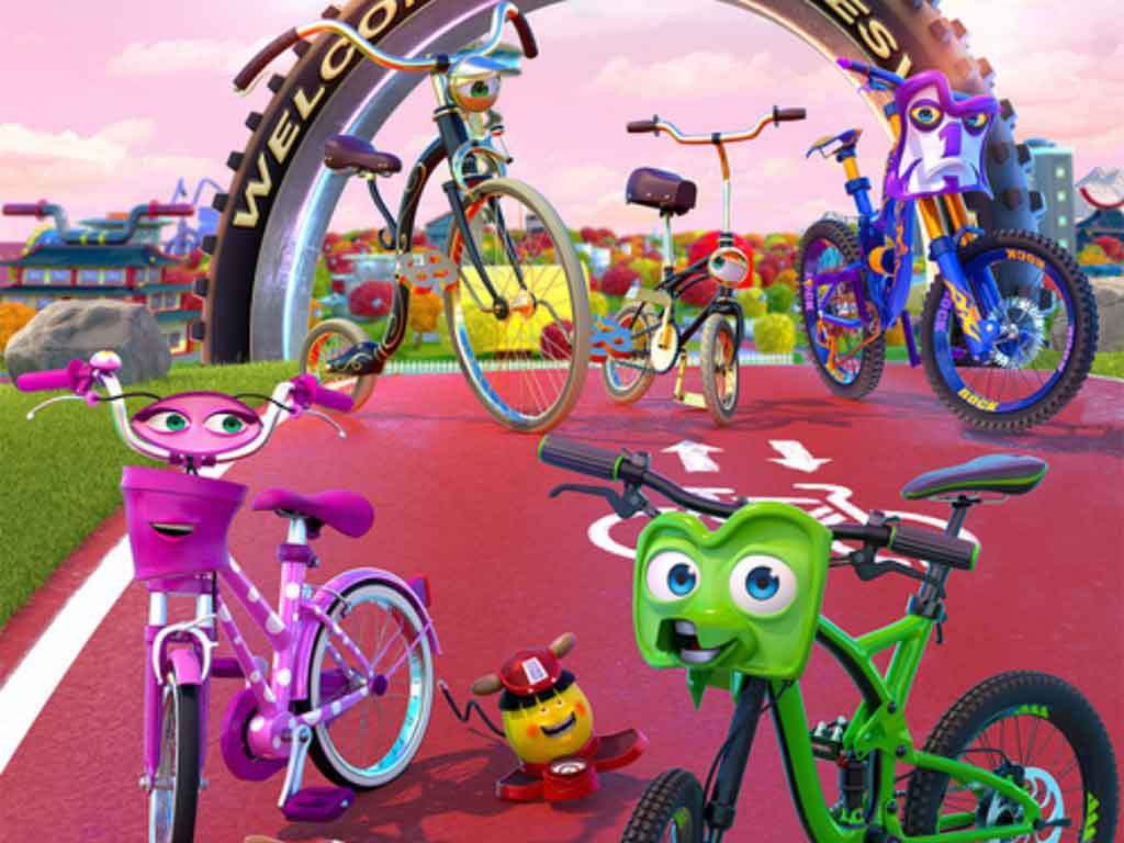 Bikes, una aventura sobre ruedas