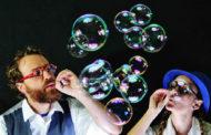 'Burbuja'. Clown y pompas de jabón para amenizar el fin de semana