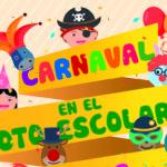 Campamento de Carnaval en el Coto Escolar