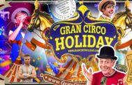 Fofito llega a León con el Gran Circo Holiday