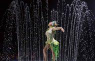 24.000 litros de agua y 40 artistas. Así es el espectáculo de Circo Alegría