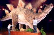 El León Arena vuelve a llenarse de dinosaurios
