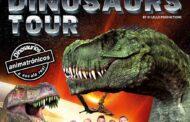 Dinosaurs Tour llega a León