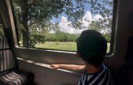 Excursión en tren de Feve por León, aventura para los peques