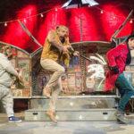 Lunáticus Circus recala en el San Francisco