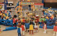 Dos exposiciones de Playmobil coinciden este fin de semana en León