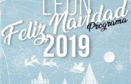 Programa de Navidad en León 2019