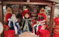 Los Reyes Magos se asientan en El Corte Inglés desde el jueves