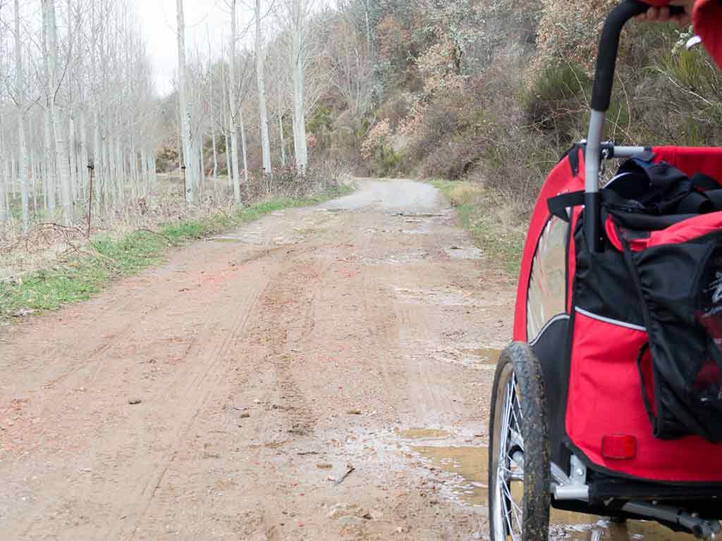Ruta con niños entre Manzaneda de Torío y Pedrún