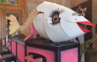 Doña Sardina despide el Carnaval