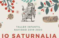 Saturno, dios agrícola. Taller navideño en el Museo de León